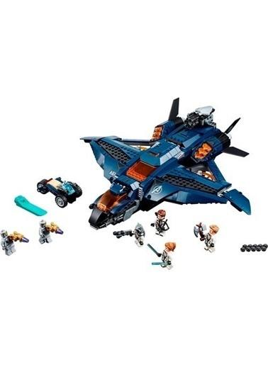 Lego Lego Süper Heroes Avengers U Quinjet Renkli